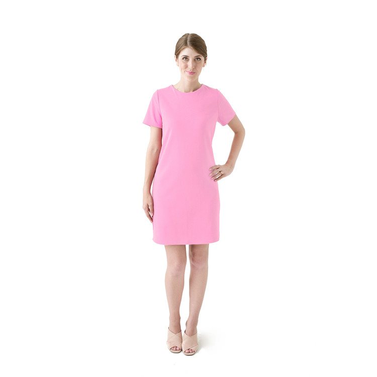 Pink dress product listing1 new original