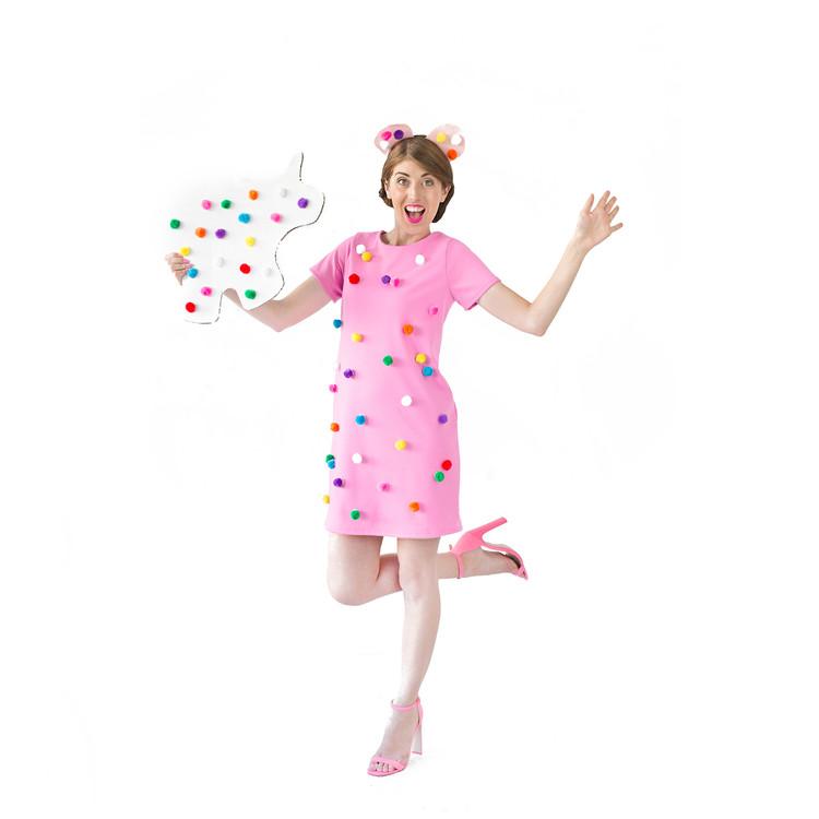 Pink dress product listing costume photonew original