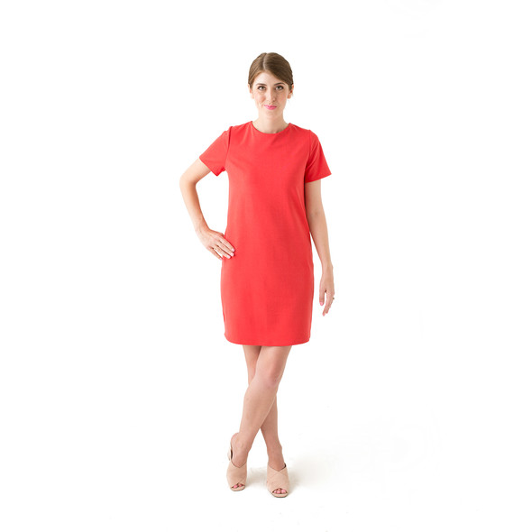 Red dress product listingnew original