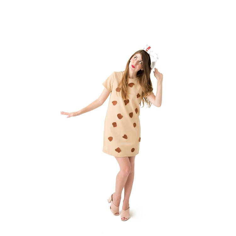 Tan dress product listing costume photonew original