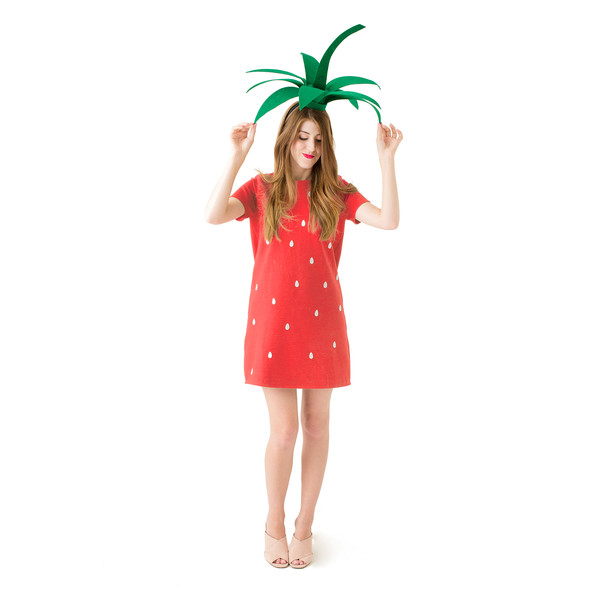 Red dress product listing costume photonew5 original